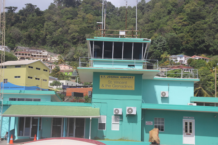Aéroport St Vincent