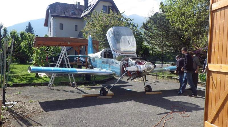 Episode 46 : Construction d'avions Van's avec Alain – Parlons Aviation